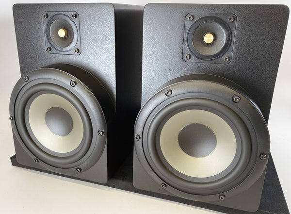 Sequerra MET 7.7 Speakers - Super Rare 2-Way Design from the Legendary Maker