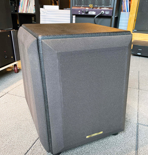 "Sonus Faber - Gravis B1 Subwoofer Featuring THREE 10"" Drivers"
