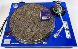 Technics SL-1200MK2 with Custom Color and NEW Sumiko Blue Point Special EVO III High