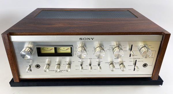 Sony TA-2000F Preamplifier - Rare Japanese Market Example