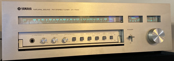 Yamaha CT-7000 FM Tuner - Legendary Build Quality and Performance