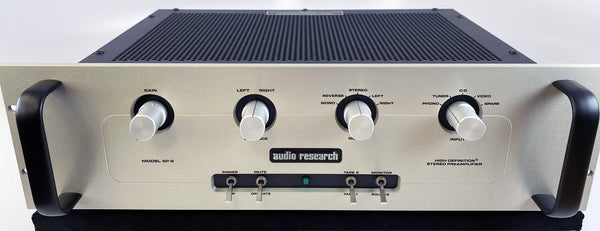 Audio Research SP9 MKII Tube / Solid State Hybrid Preamp with Phono Input