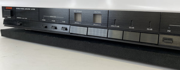 Luxman LE-109 Phono Preamplifier - Super Flexible, Capable, and RARE