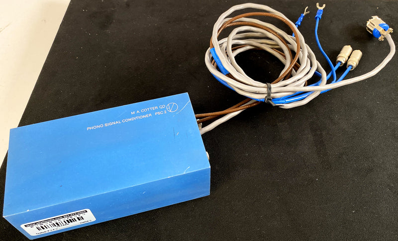 M A Cotter Co -  Phono Signal Conditioner PSC 2 - RARE
