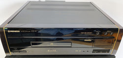 Pioneer Elite CLD-99 CD/LD - Plays both CD's and LD's with Separate Drawers