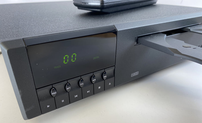 Linn Ikemi CD Player With Mekto CD Mechanism - Includes Remote And Working Perfectly