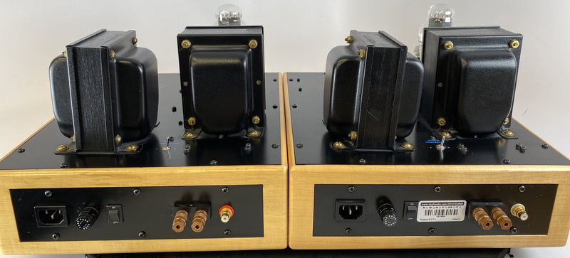 Wavelength Audio - Cardinal 300B SET (Single-Ended Triode) Monoblock Tube Amplifiers