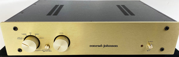 Conrad Johnson PV10A All Tube Preamp with Phono Input