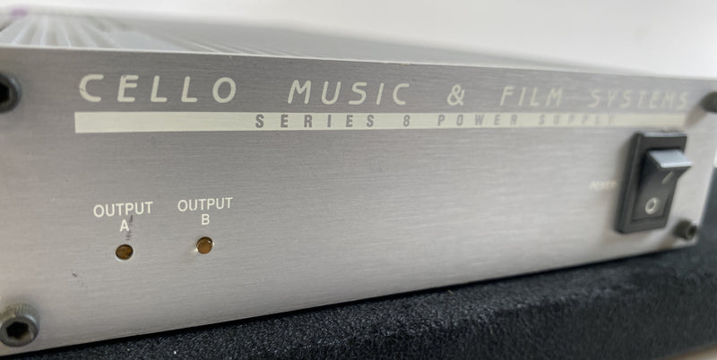 Cello Music and Film Systems Series 8.1 DAC - Rev C - with PS-1000 Power Supply