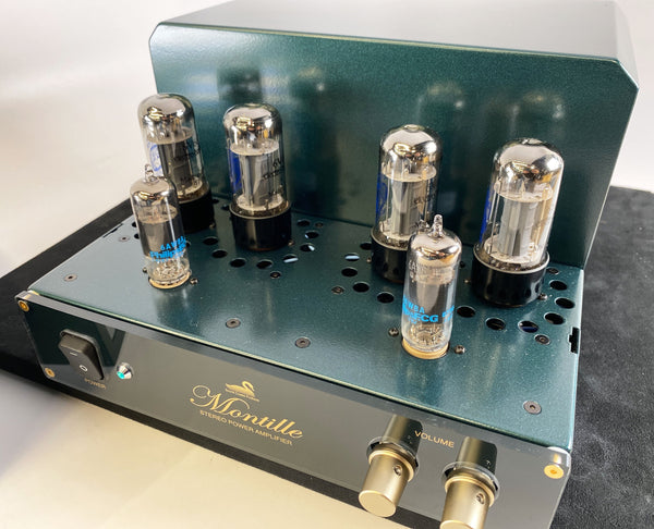 Shindo Laboratory Montille Tube Amplifier - 6V6 Tubes - Handmade in Japan