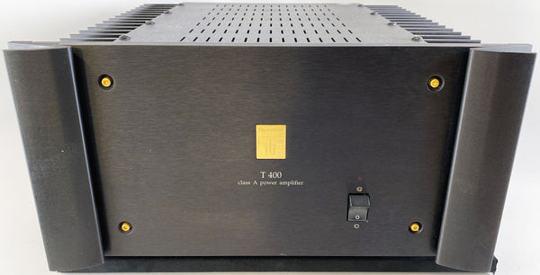 "Threshold T-400 ""Almost Vintage"" Amplifier - Pure Class A POWER"
