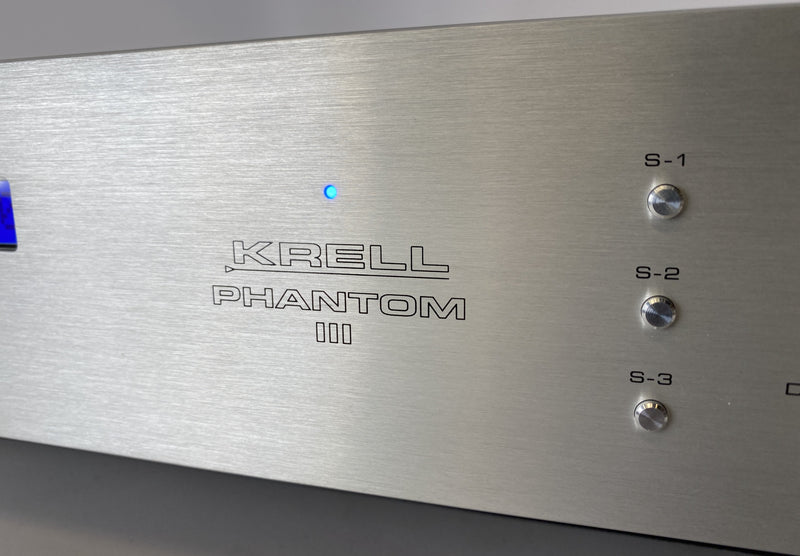 Krell Phantom III Line Stage Preamp - Complete and Like New