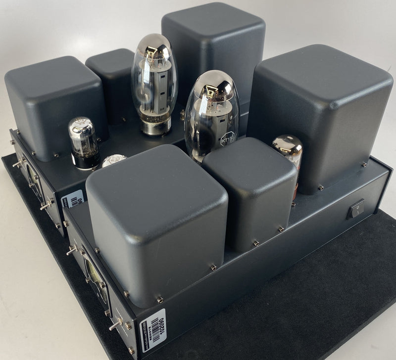 Icon Audio - MB30SE Tube Monoblock Amplifiers - British Made