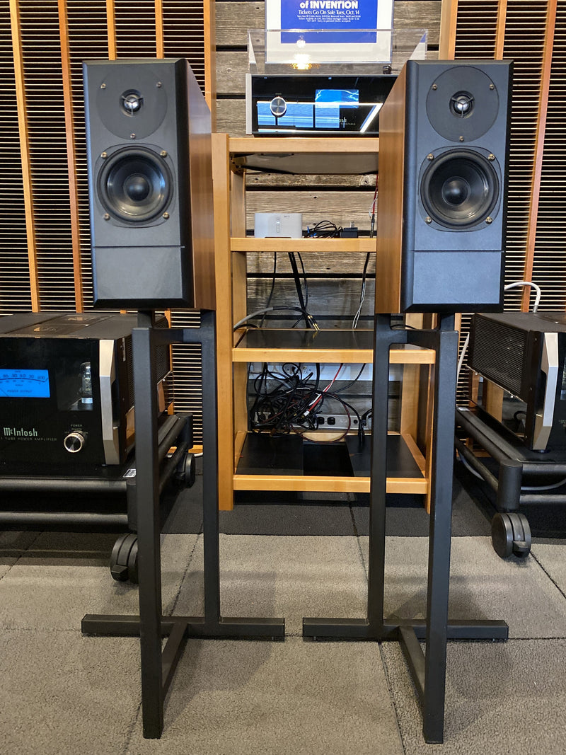 Audio Physic Step Minimonitor Speakers - With Dedicated Stands