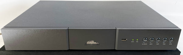 Naim Audio DAC with Upgraded Witch Hat Cable - Like New in Box