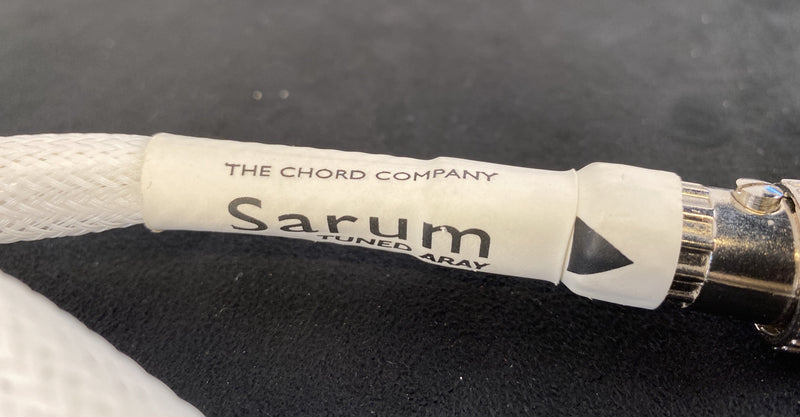The Chord Company - Sarum Tuned ARAY S-Din to S-Din for NAIM, etc. - 1M