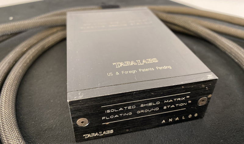 "Tara Labs ""The One"" XLR Interconnect with Isolated Matrix Ground Station - 1M"