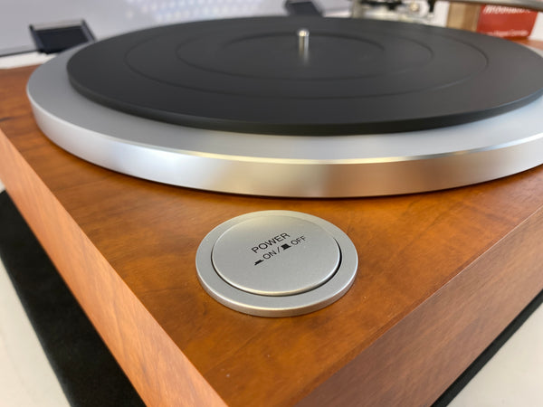 Denon DP-500M Turntable with New Sumiko Cartridge - RARE Japanese Market TT