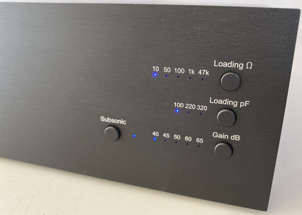 Pro-Ject Phono Box DS2 Phono Preamplifier in Black
