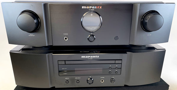 Marantz PM-KI Ruby Integrated & SA-KI Ruby SACD/DAC Player - Signature Reference Pieces - Limited Edition!