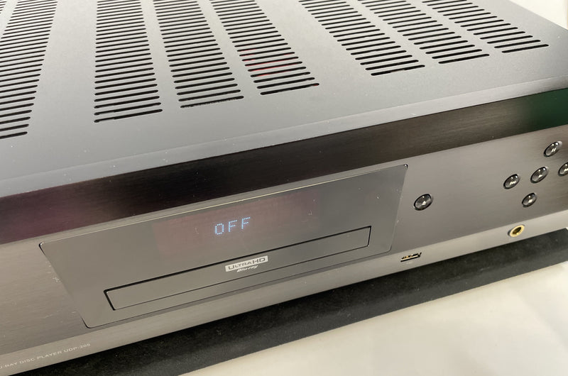 Oppo UDP-205 - 4K Ultra HD Audiophile Blu-ray Disc Player