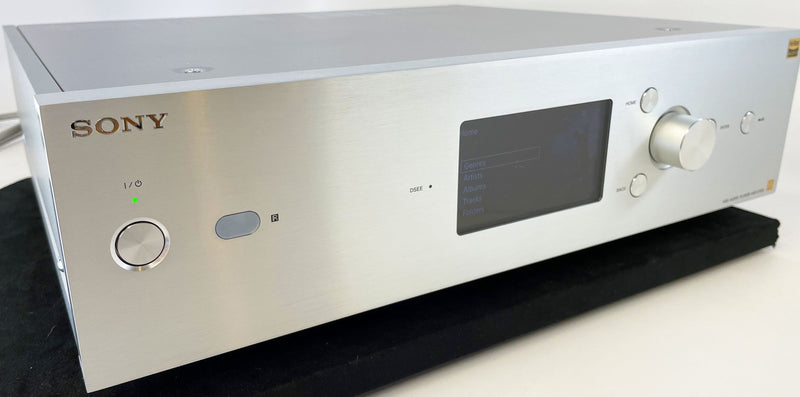Sony HAP-Z1ES High-Resolution Audio HDD & Network Player - Loaded with Music