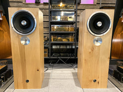 Zu Audio Omen Dirty Weekend Speakers in Rustic Hickory