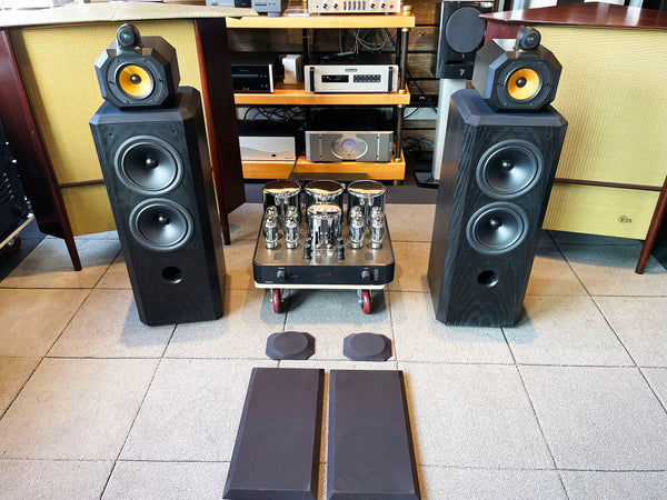 B&W (Bowers & Wilkins) Matrix 802 Series 3 Speakers - Survivors