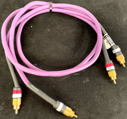 Tara Labs Space and Time Prism RCA Audio Cable - 1M