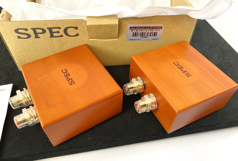 SPEC RSP-901EX Real Sound Processor - Impedance Matching Device