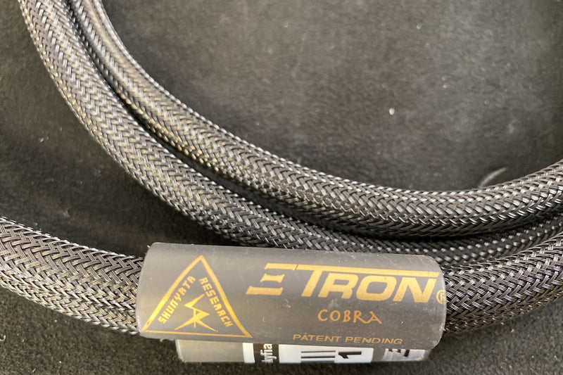 Shunyata Research Zi-Tron Cobra RCA Audio Cable - 1M