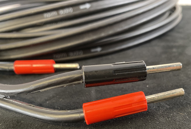 Naim Audio NAC A5 Speaker Cables with Naim Connectors - 12'