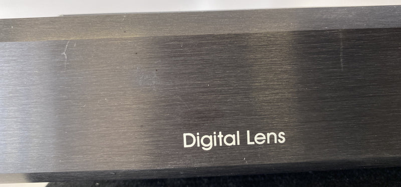 Genesis Digital Lens - Jitter Killer!