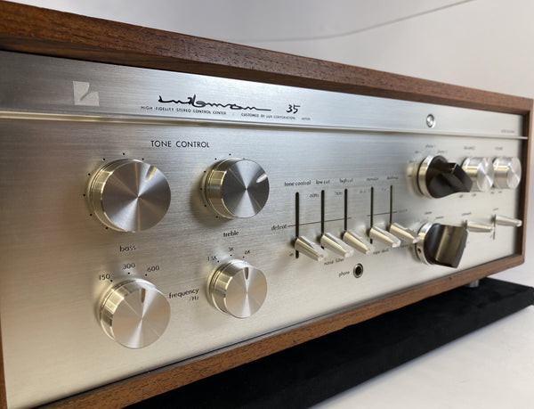 Luxman CL35 MKIII Vintage Tube Preamp