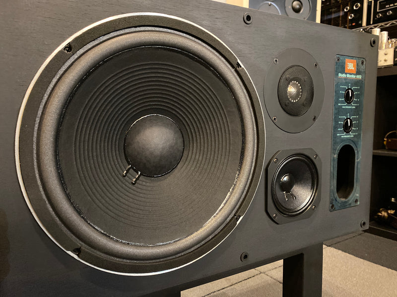 JBL 4412 Vintage Studio Monitor Speakers in Survivor Condition