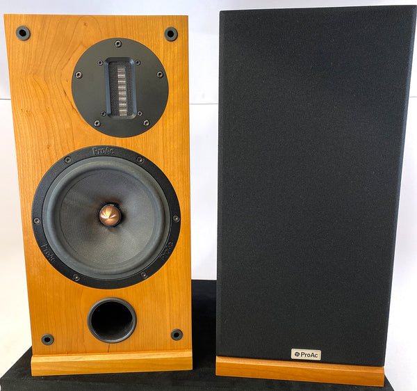 ProAc Response D2R Speakers Featuring Ribbon Tweeters - Complete Set