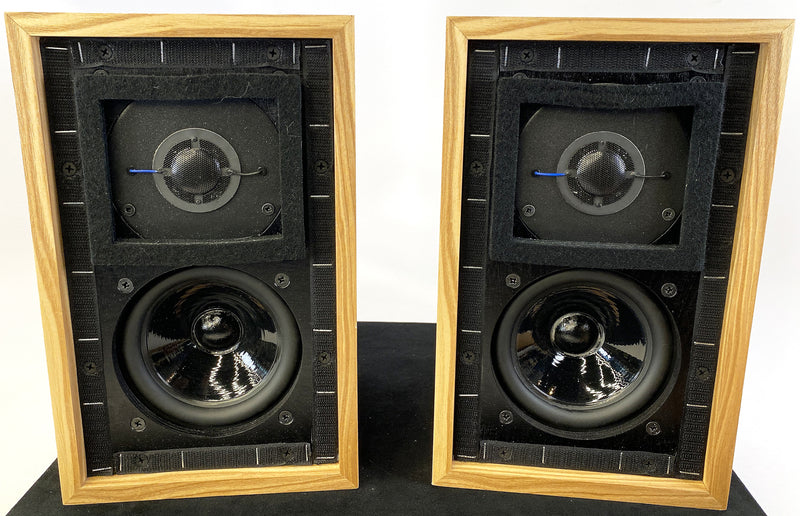 Rogers LS3/5A BBC Bookshelf Speakers - MINT Reissue - Made in the UK