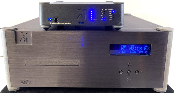 Wadia 381i CD Transport With Wadia 121 DAC