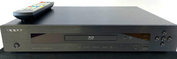 Oppo BDP-103D Darbee Edition SACD/CD/Blu-ray Player With Remote