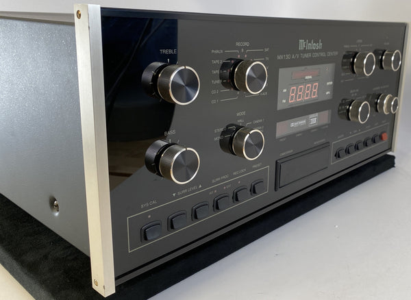 McIntosh MX130 Preamp/Processor With Tuner