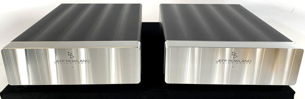 Jeff Rowland Model 201 Monoblock Amplifier Pair