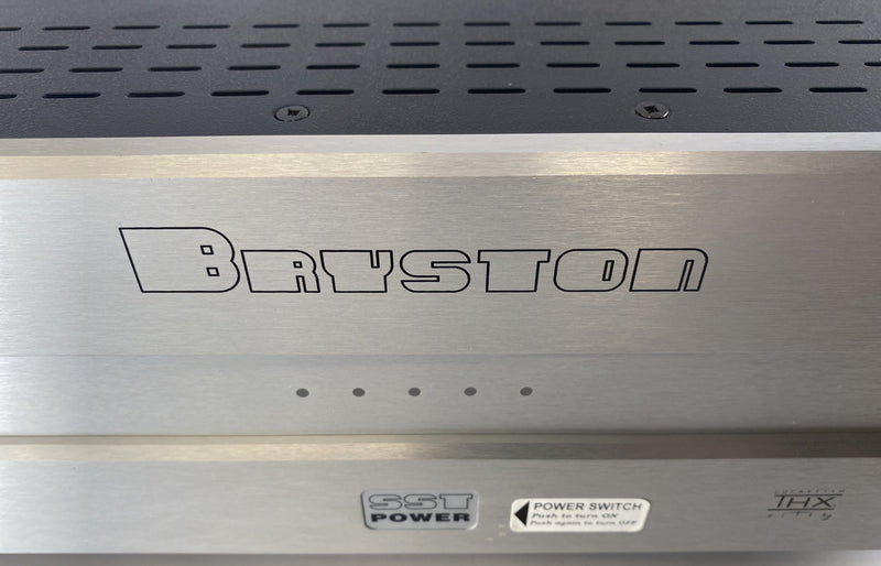 Bryston 9BSST Home Theater Amplifier - 200W x 5