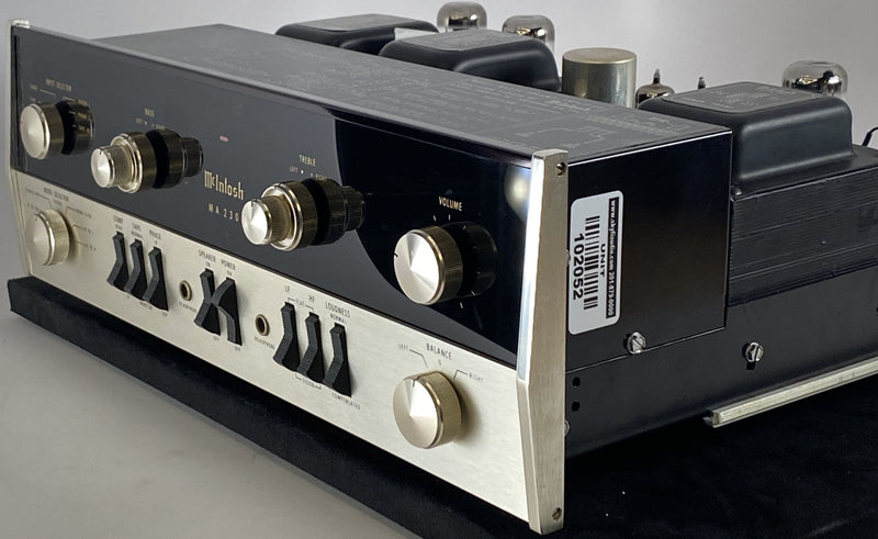 McIntosh MA230 Tube Integrated Amplifier - Serviced!