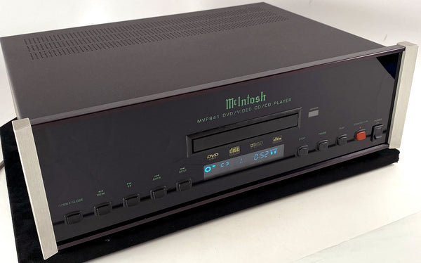 McIntosh MVP841 CD Player - 96kHz/24-bit Burr Brown DAC