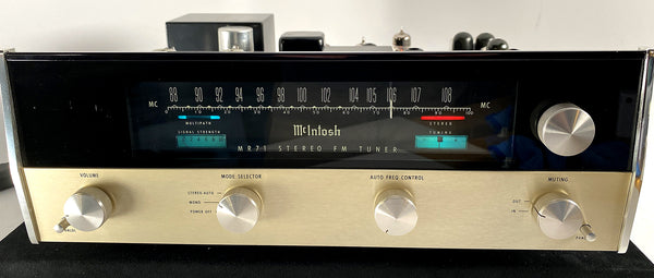 McIntosh MR71 All Tube Analog Tuner - Super Clean