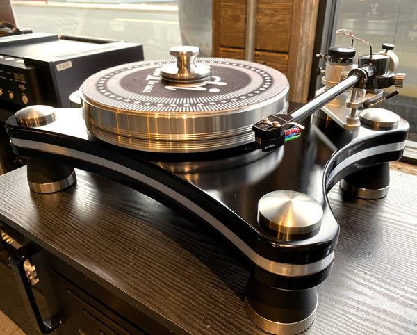 VPI Prime Signature Turntable with JMW Memorial Tonearm and New Sumiko Cartridge