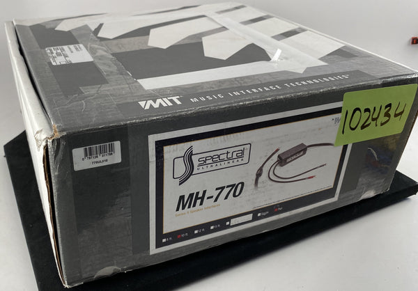 MIT Spectral MH-770 Series II Reference Speaker Cables - Boxed! - 10'