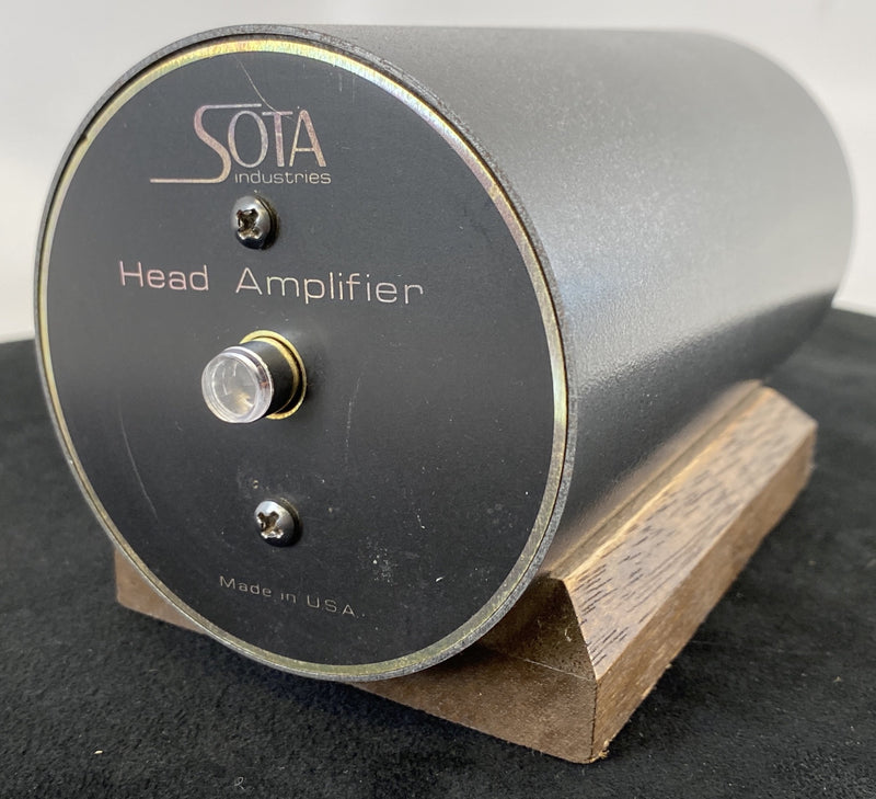 Sota Phono Head Amplifier, Moving Coil Preamp, John Curl Design!