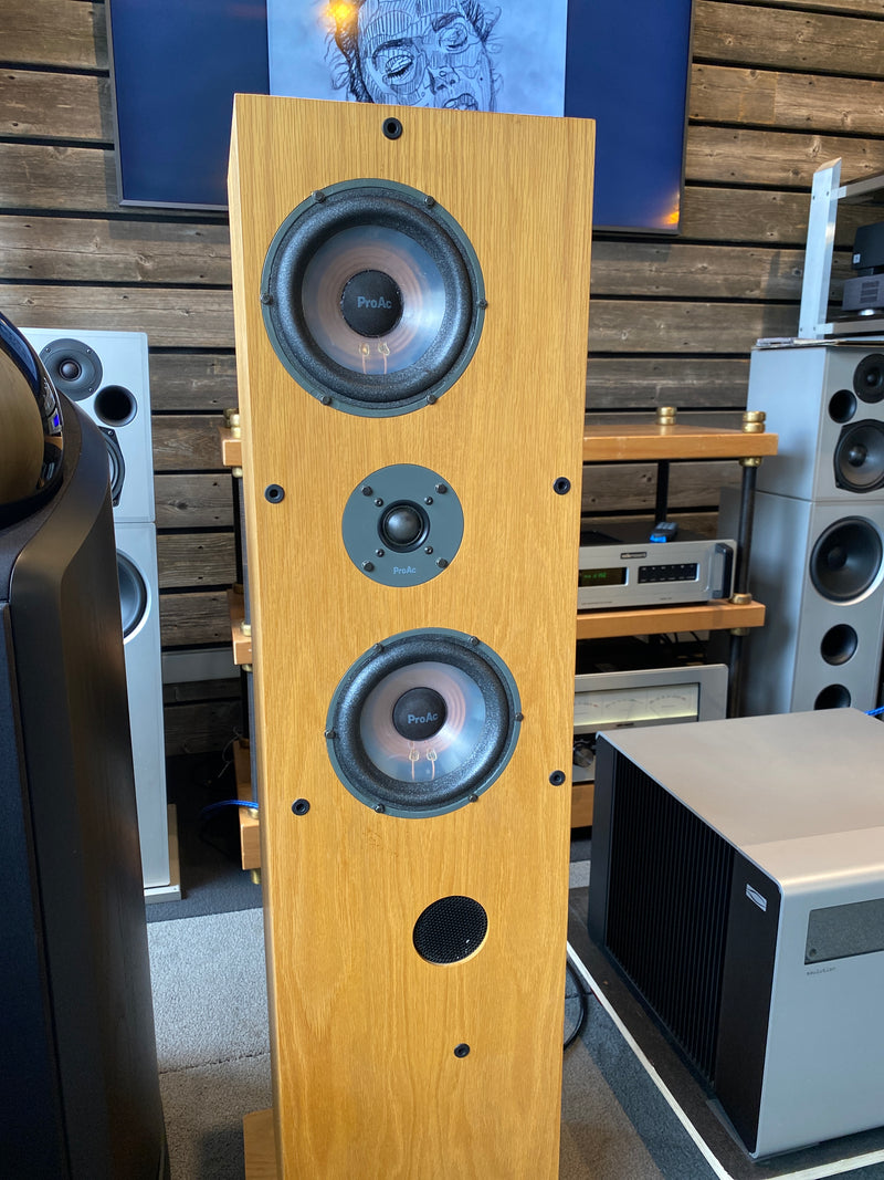 ProAc Response 3 Floorstanding Speakers - Restored and Perfect