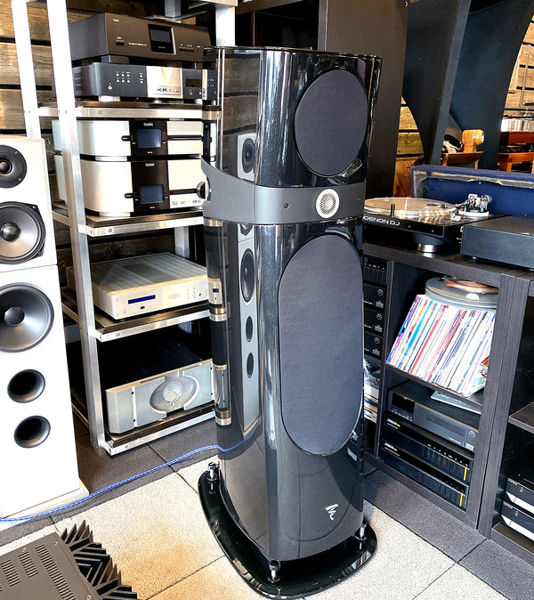 Focal Sopra No. 3 Speakers in Black - Minty!